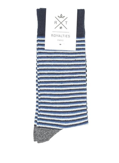 Royalties Çorap Mavi